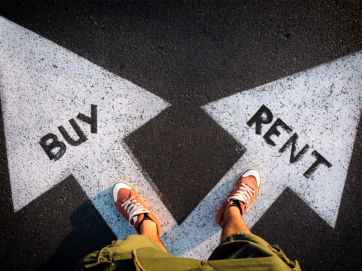 Is renting or buying right for me?